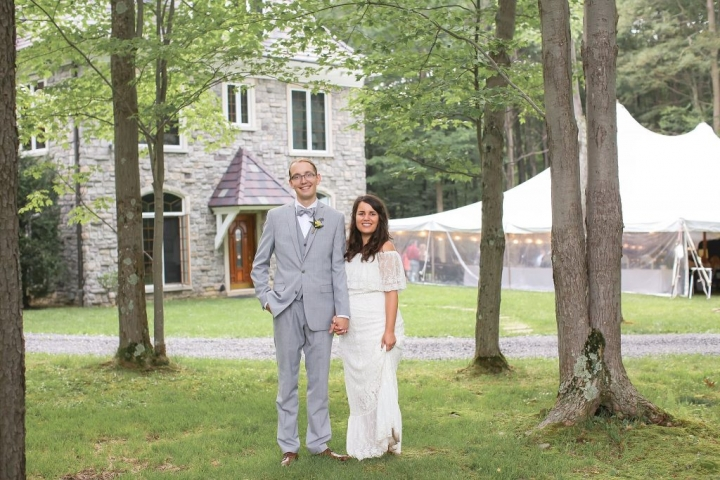 johnstown-pa-intimate-summer-forest-outdoor-backyard-wedding (57)